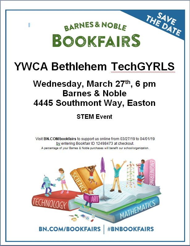 Barnes and Noble STEM Night FUNdraiser @ Barnes and Noble,  | Easton | Pennsylvania | United States
